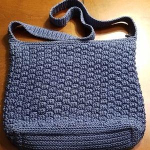 The Sac Crocheted Hobo Bag